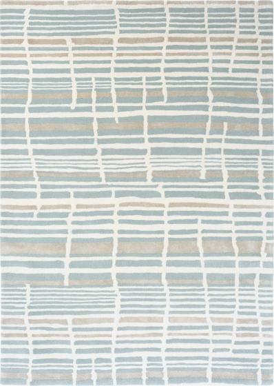 Florence Broadhurst | Tortoiseshell Stripe Jade 039808 | Tapijt | Online tapijten