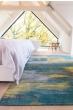 Louis de Poortere   Atlantic Monetti Nymphea Blue 9119   Tapijt   Online tapijten