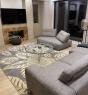 Sanderson   Calathea Charcoal 050805   Carpet   Online Tapijten