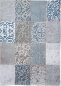 Vintage Multi Bruges Blue 8981