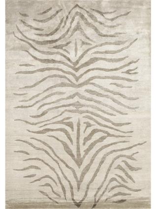 Silky - Design Zebra • Teppiche Online