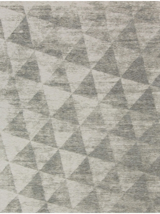 Geometrics Coates grey • Teppiche Online