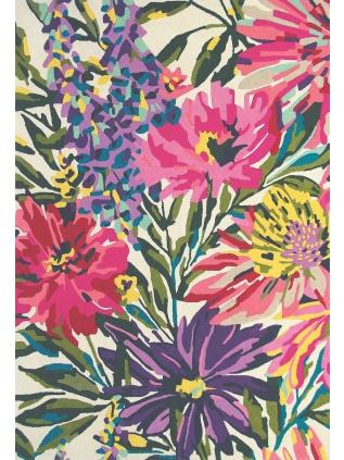 Harlequin | Floreale Fuchsia 44905 | Teppich | Teppiche Online