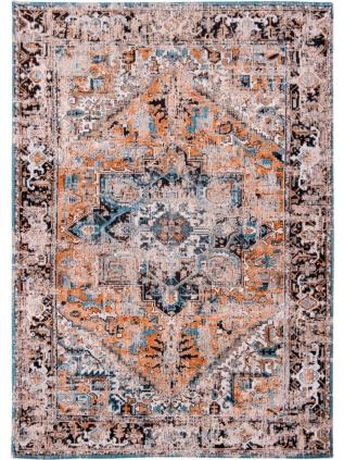 Antiquarian - Antique Heriz Seray Orange • Teppiche Online