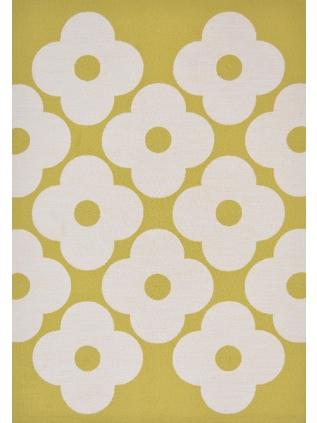 Spot Flower Yellow 460806