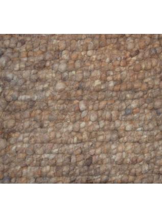 Boulder Licht Karamell • Teppiche Online