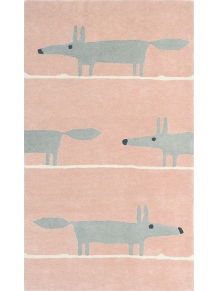 Mr Fox Blush • Online Tapijten