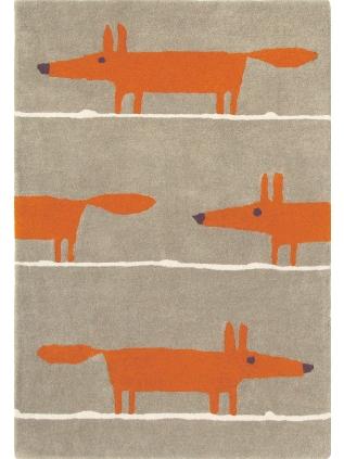 Mr Fox Cinnamon • Teppiche Online