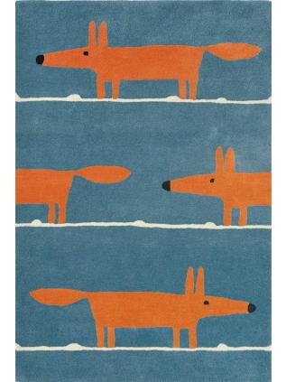 Mr Fox Denim • Online Tapijten