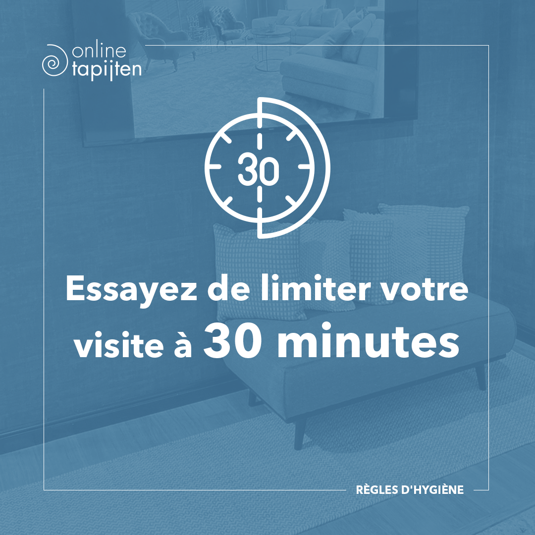 30 minutes time limit